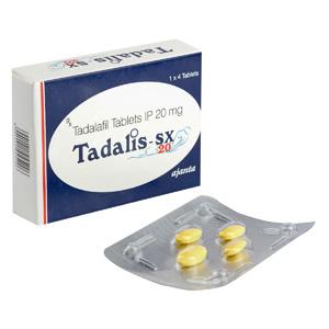 Tadalis SX 20