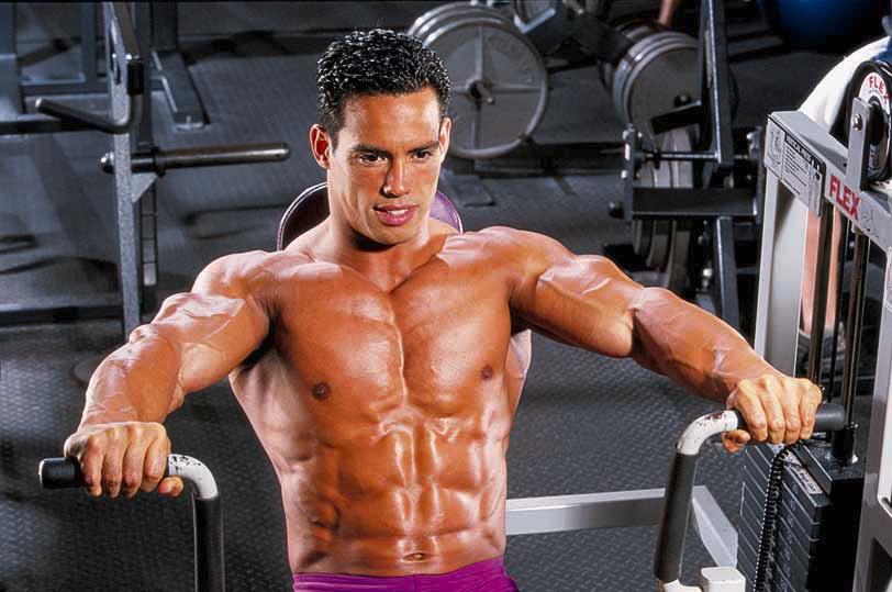 l'assunzione di steroidi