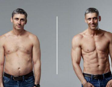 È possibile pompare il muscolo dopo 40 anni di età
