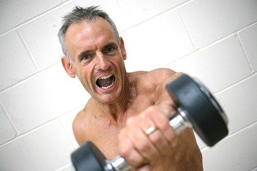 muscolo dopo 40 anni