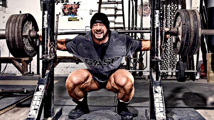 Powerlift squat – le caratteristiche dell'esercizio