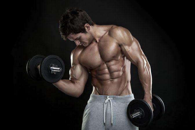 Il percorso di steroidi orali nel corpo del bodybuilder
