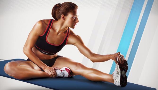 stretching dei muscoli